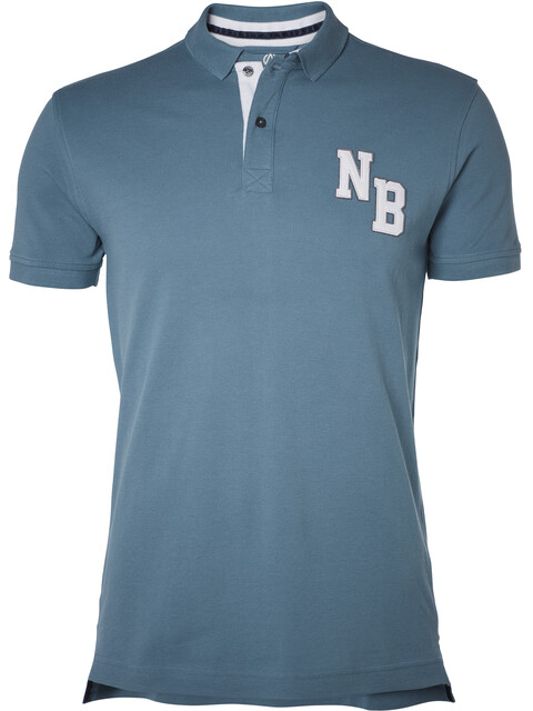 North Bend Aton Maglietta a maniche corte Uomo blu